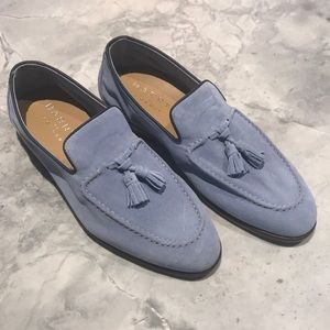 🎉HOST PICK🎊 Harry's of London blue suede loafer